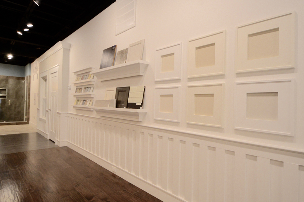 Options for wall treatments with Dan Ryan
