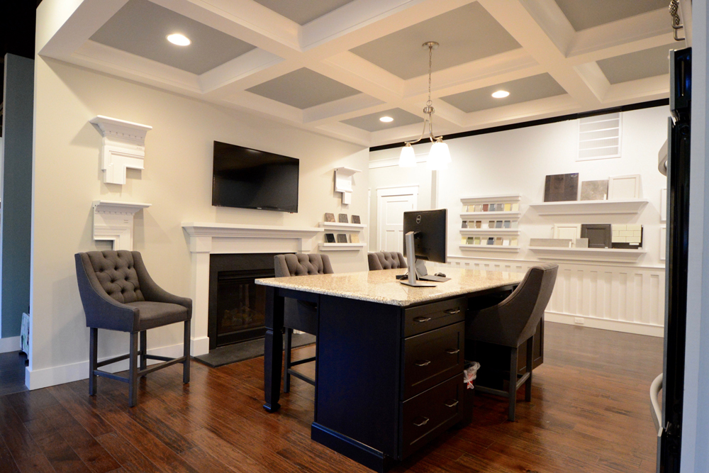 Upgrades with DRB for custom homes