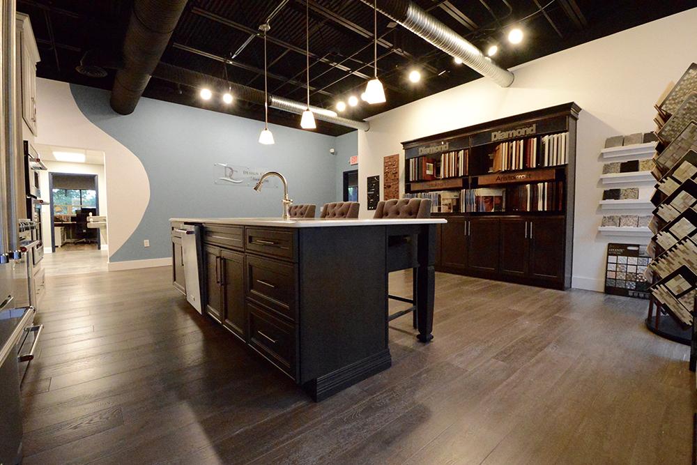 DRB new home Design Center