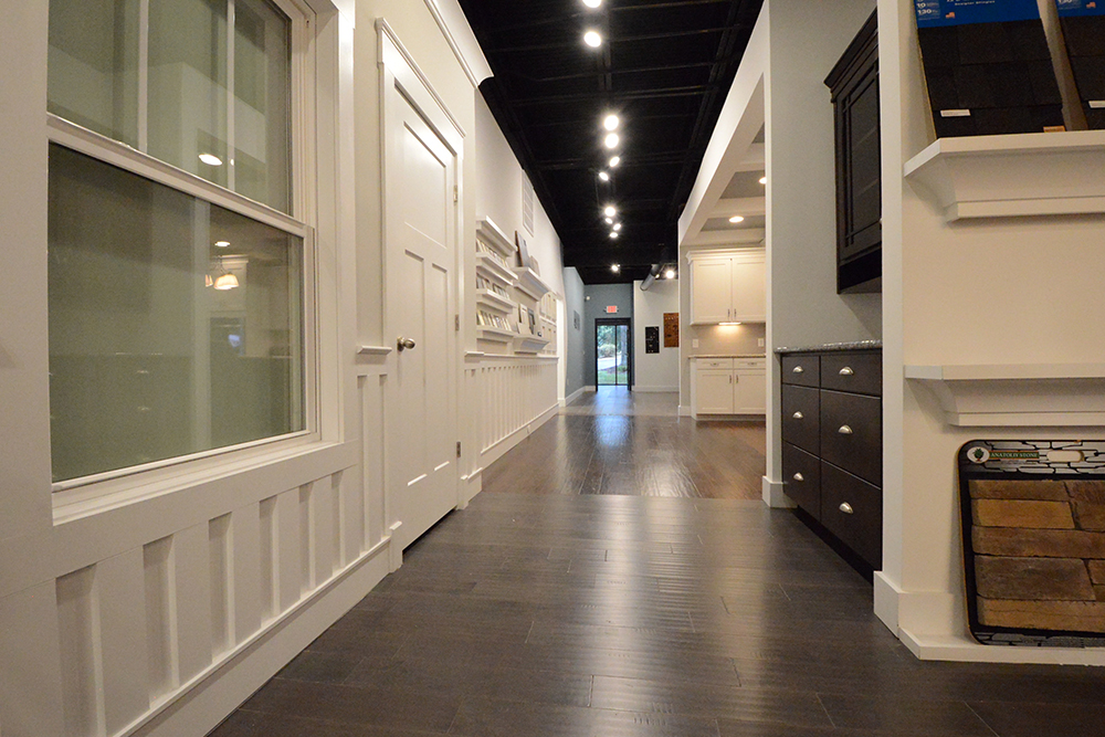Choose your new home upgrades with DRB Design Center