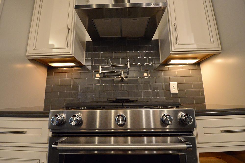 Kitchen Backsplash options in DRB Design Center