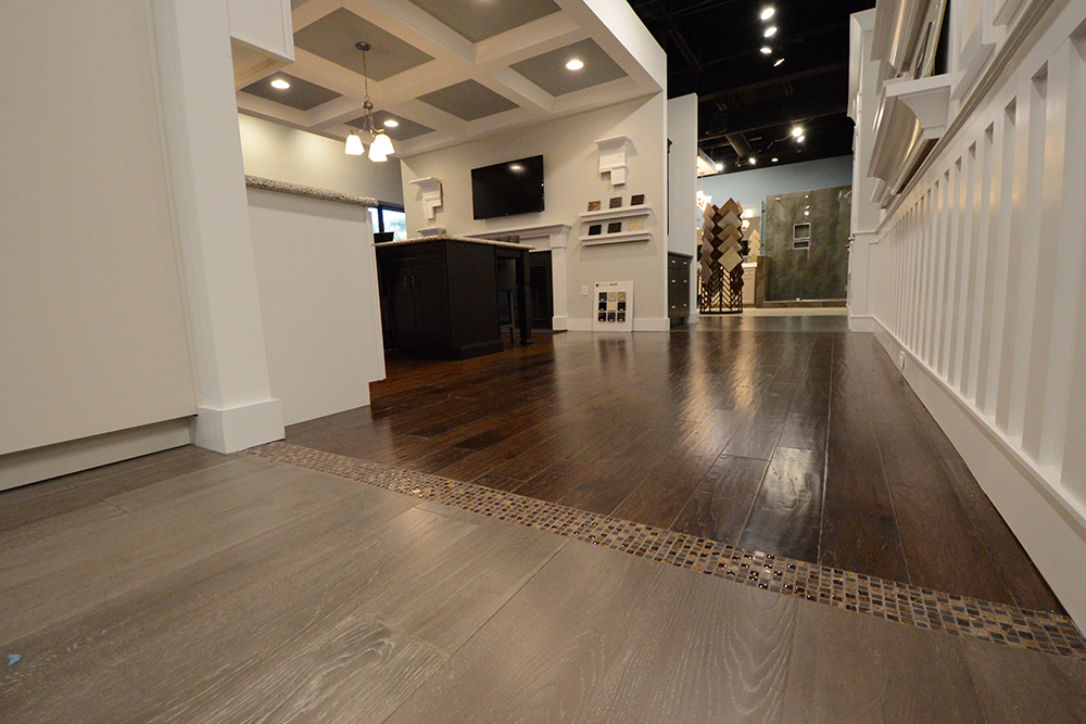 Different Flooring options for your DRB new home