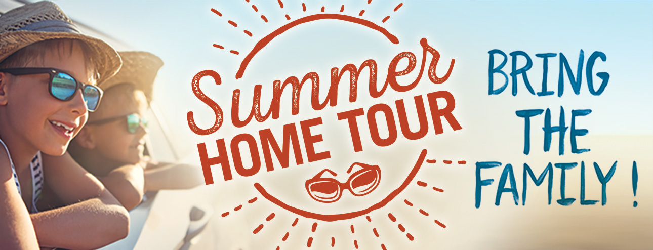 Summer Home Tour 2018