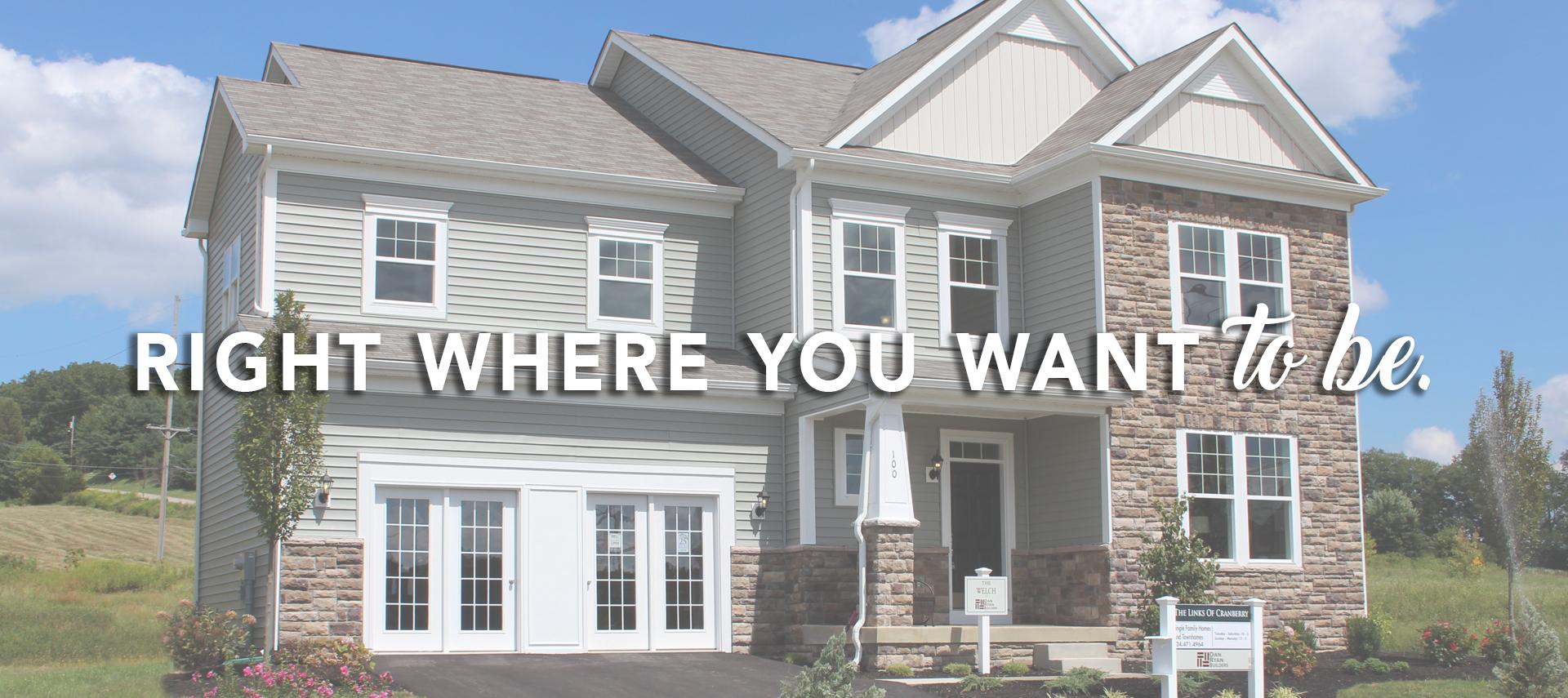 Ryan Homes Job Opportunities